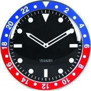 Relógio de Parede Wrist Design em Alumínio 35cm