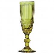 Taças De Champagne Verde Cartuja 6 Peças 140ml