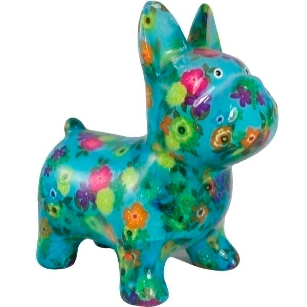 Bulldog De Cerâmica 15X17 Cm