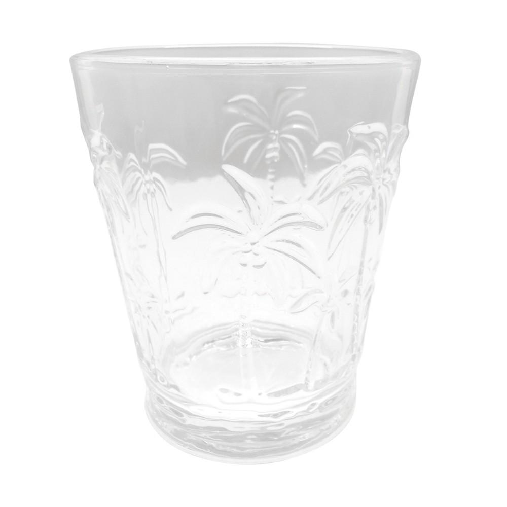 Copos de Vidro Transparente Sull 6 Peças 300ml 13cmx8,5cm