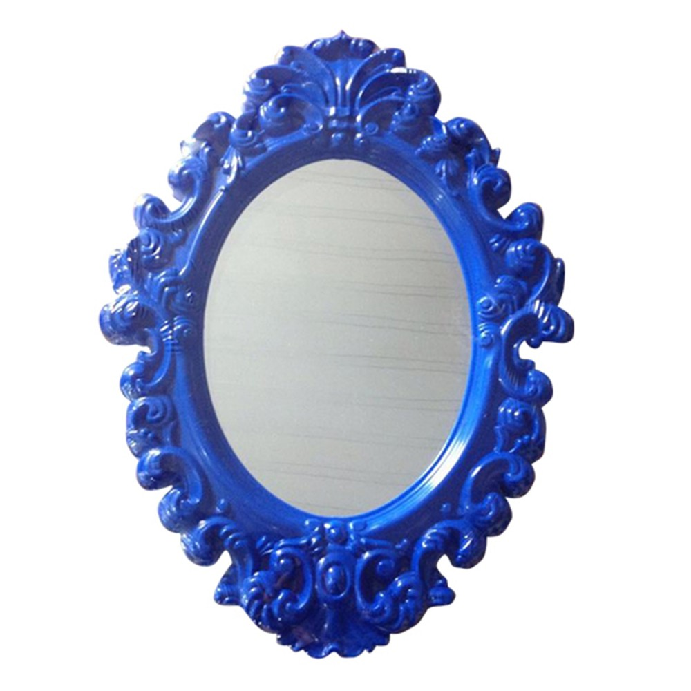 Espelho Oval Big Princess  51cmx38cmx3cm