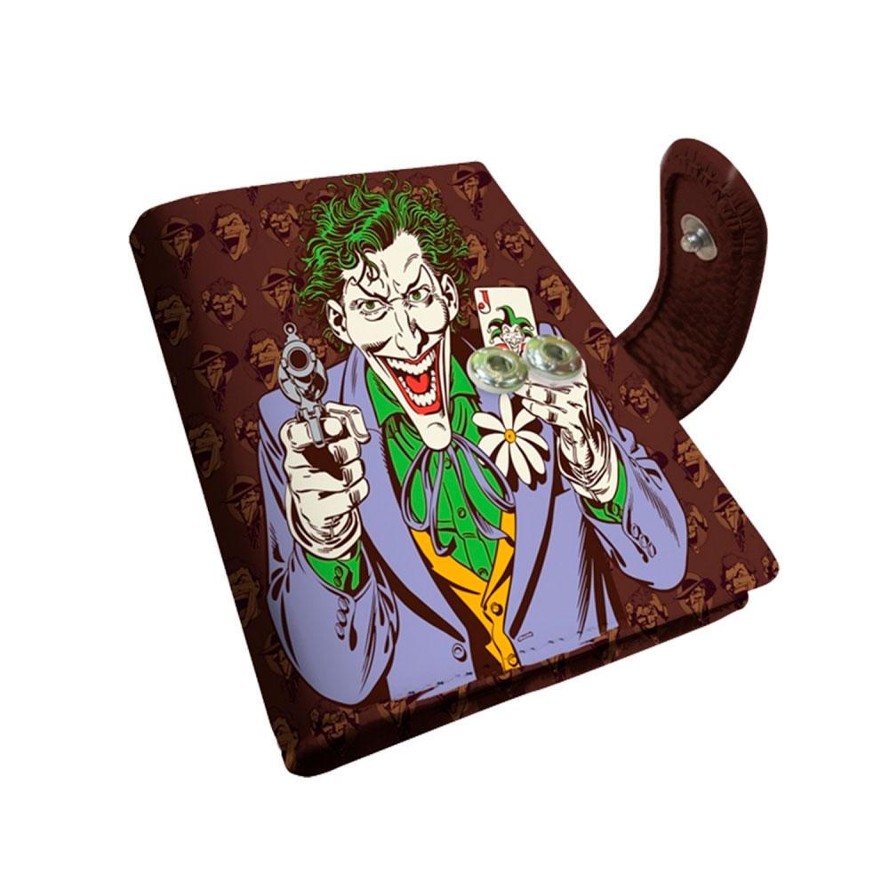 Porta cartão PU DCO JOCKER