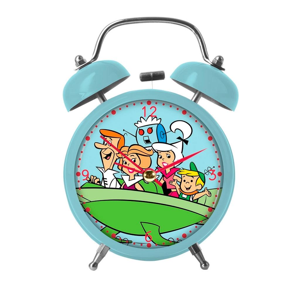 Relógio Mesa Despertador HB The Jetsons Family