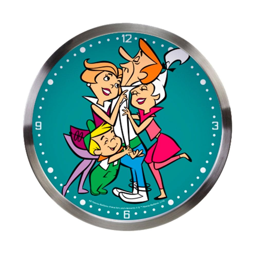 Relógio Parede Alumínio HB The Jetsons