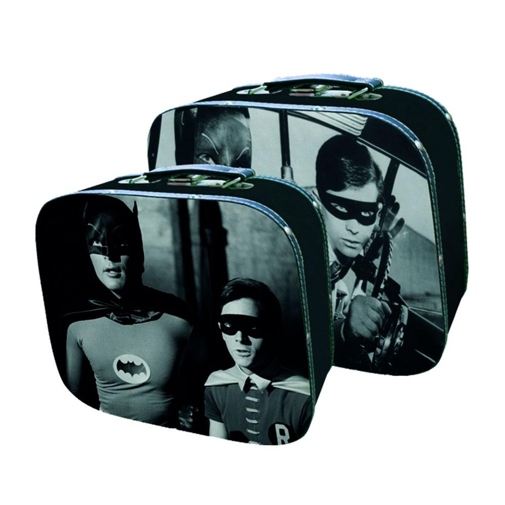 Set 2 Peças Maletas DCO Movie Batman And Robin