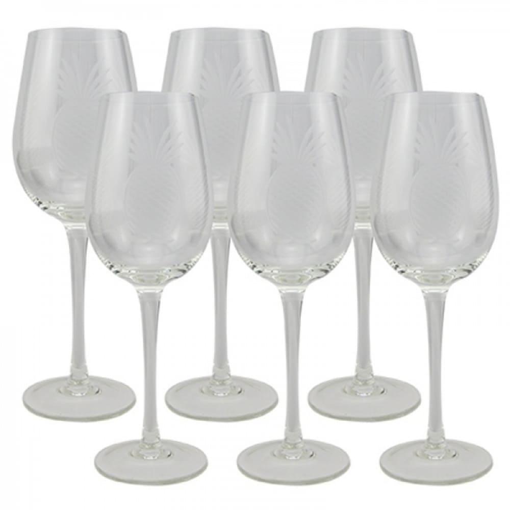 Taças De Vinho De Com Design 385ml 6 Peças