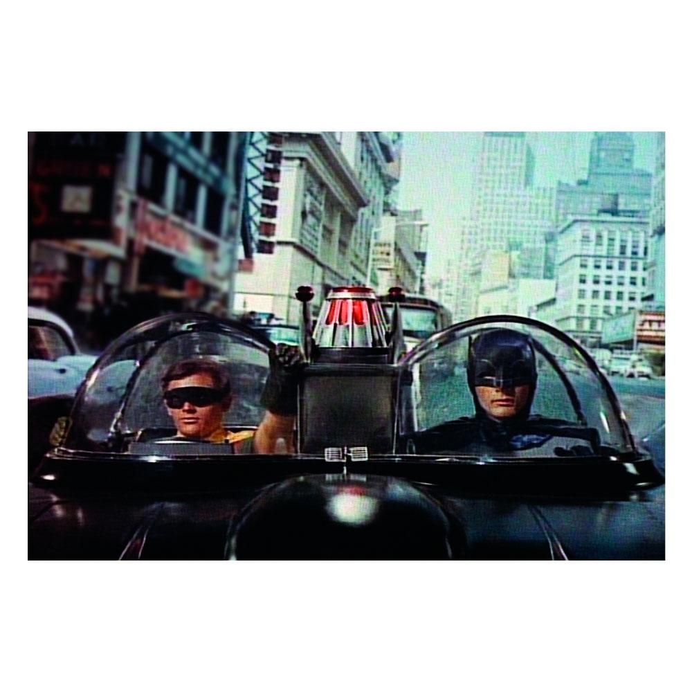 Tela Movie Batman And Robin Front Car