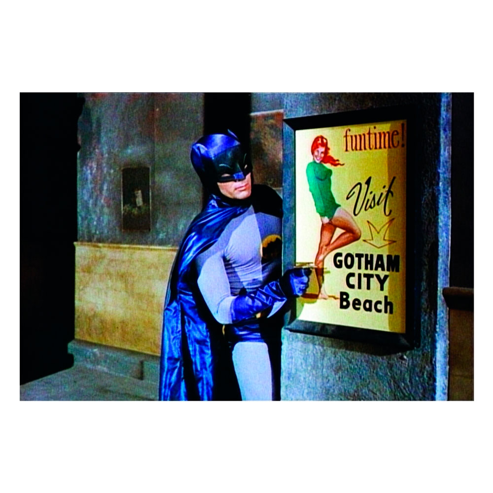 Tela Movie Fun Time Batman.