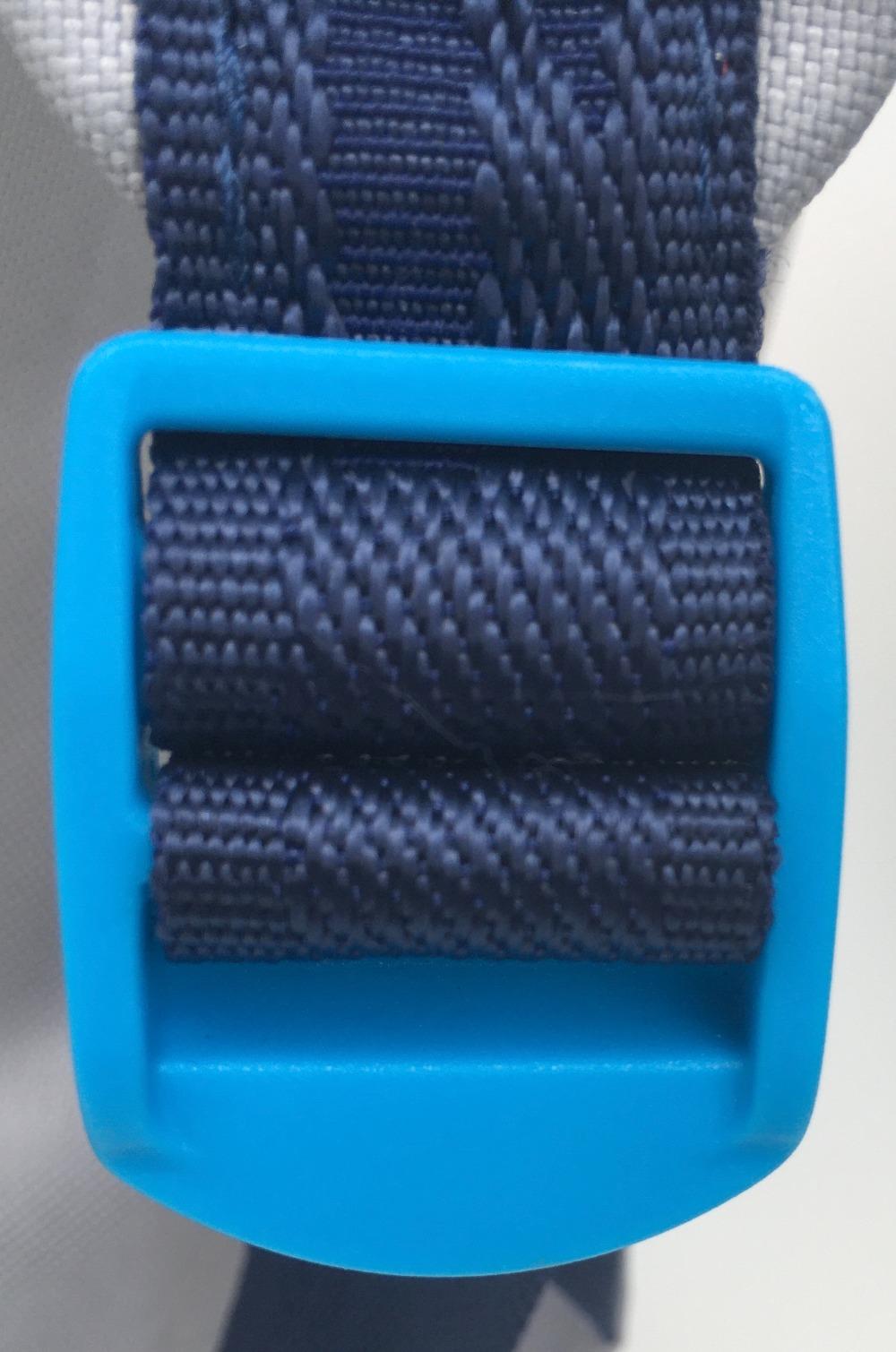 Mochila Risca 9061 - Preto/Azul Jeans