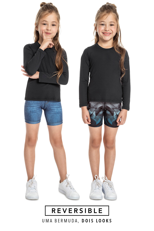Bermuda Live Jeans Reversible Motion Kids