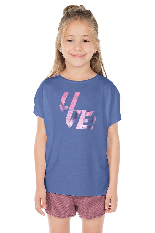 Blusa Ultra Live! Kids