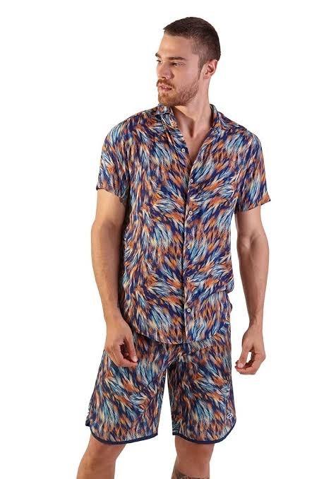 Camisa Hawai Erebo
