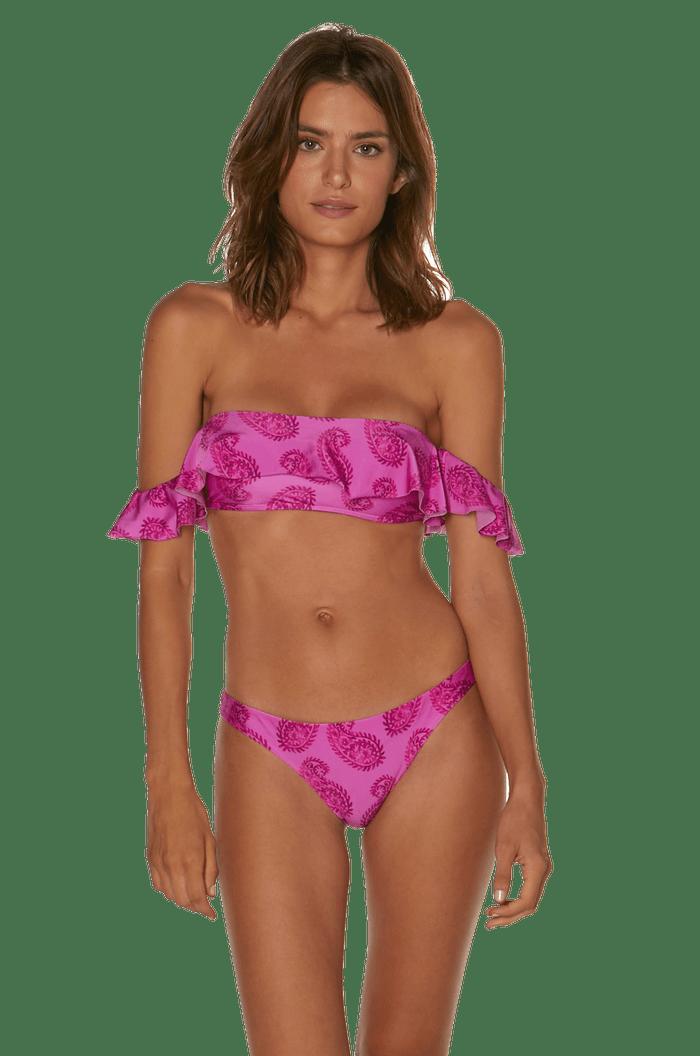 Lella Natalie Bandeau Top