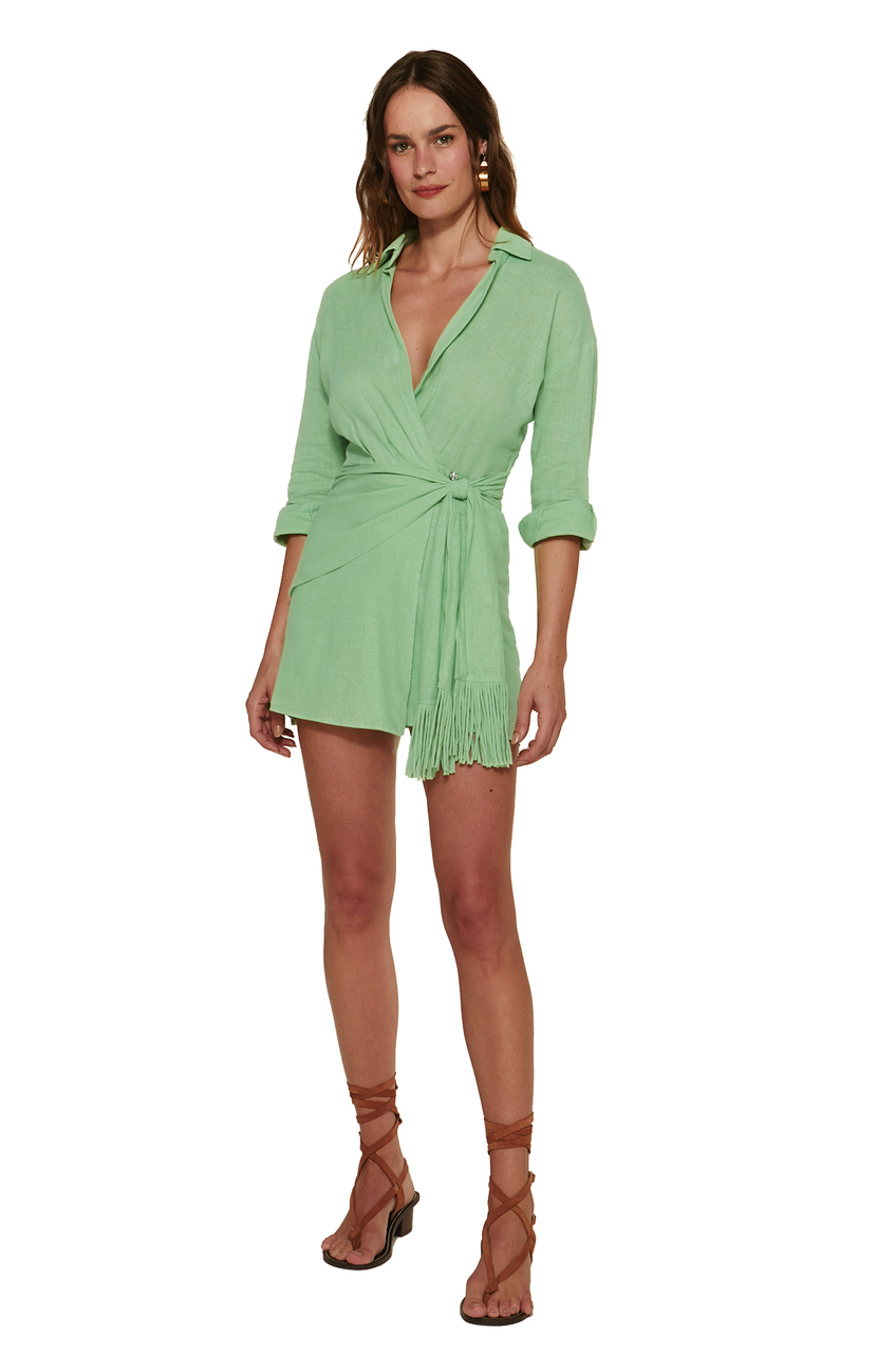 Solid Thami Chemise Ref:vw212029