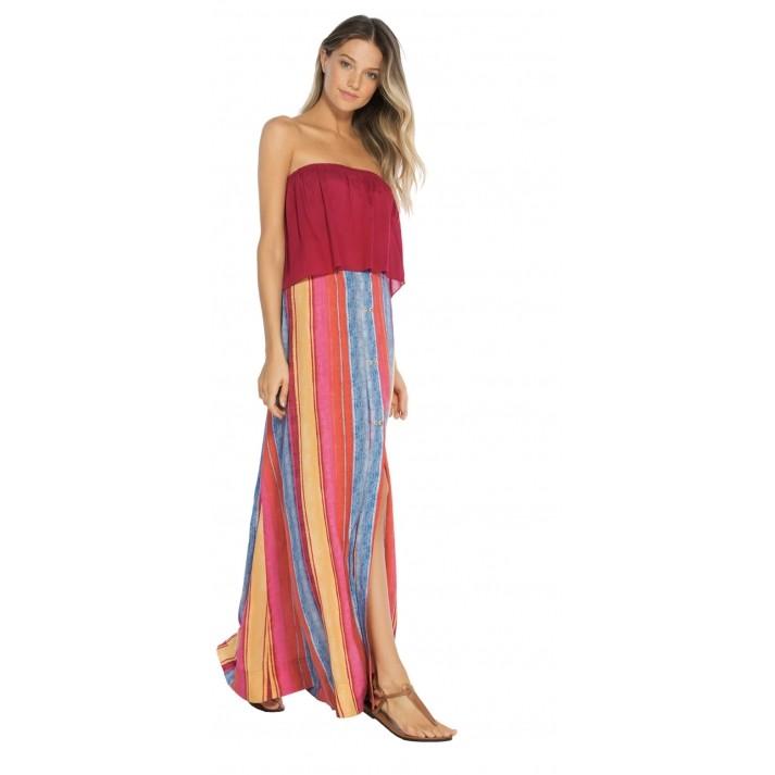 Saia Longa Nubia  Mary Skirt