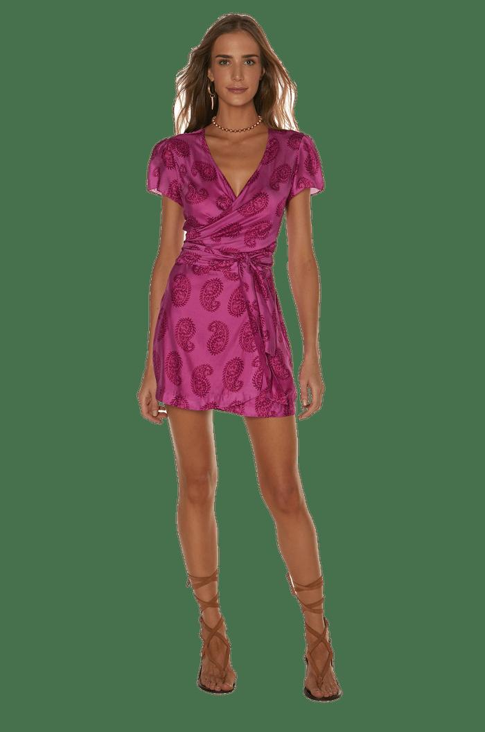 Vestido curto Vix/Sofia