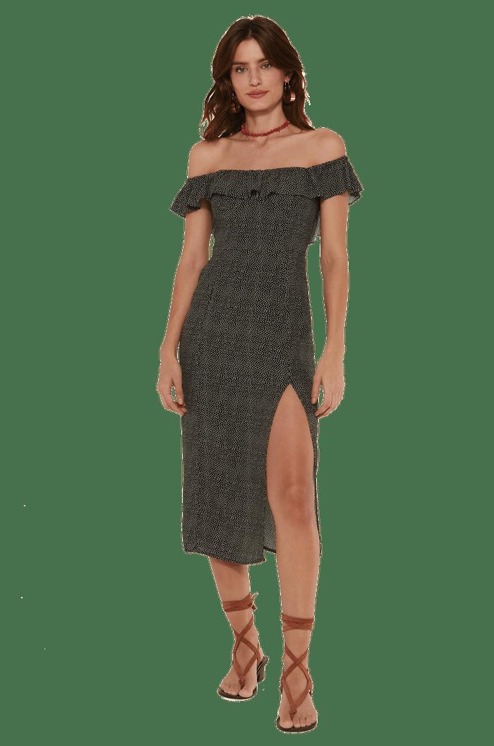 Vestido Midi Vix
