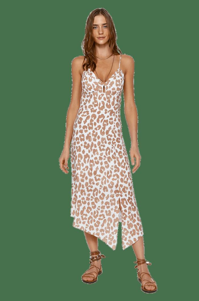 Vestido Marie Francis Midi Vix