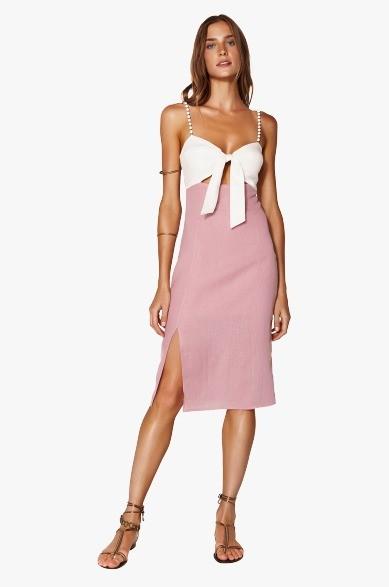 Vestido Solid Terasa Dress