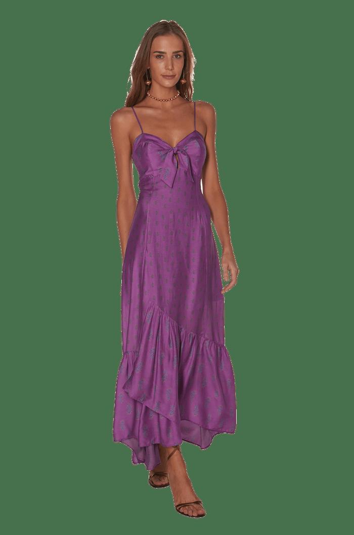 Vestido Vix Agra Bia Long Dress