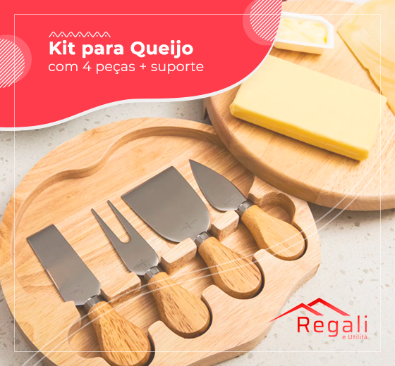 kit para queijo