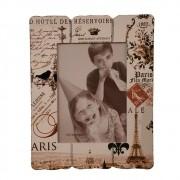 Porta Retrato Paris Retrô 13x18