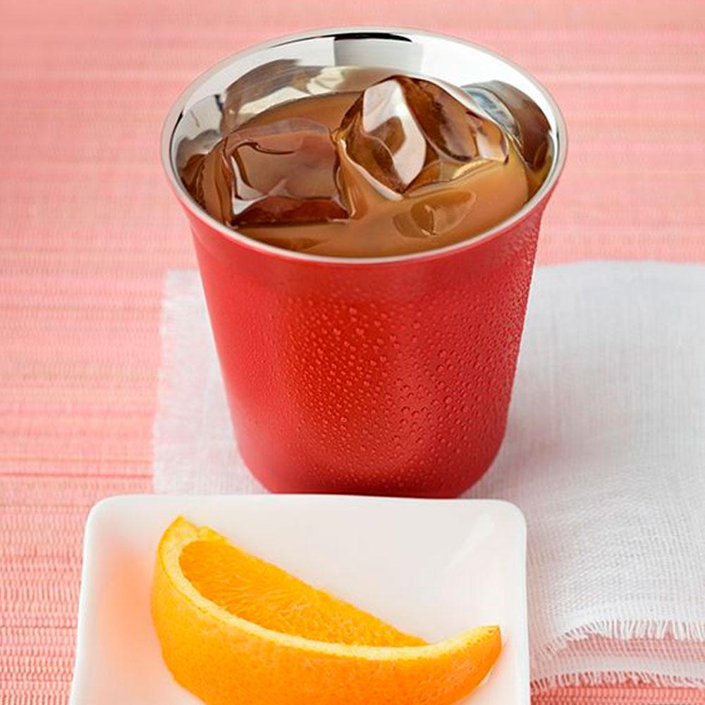 4 Xícaras Para Café Expresso Cup Le Cook Vermelha