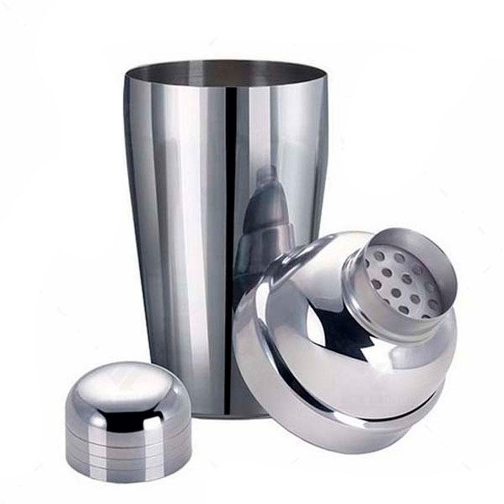 Coqueteleira em Aço Inox 550 ml