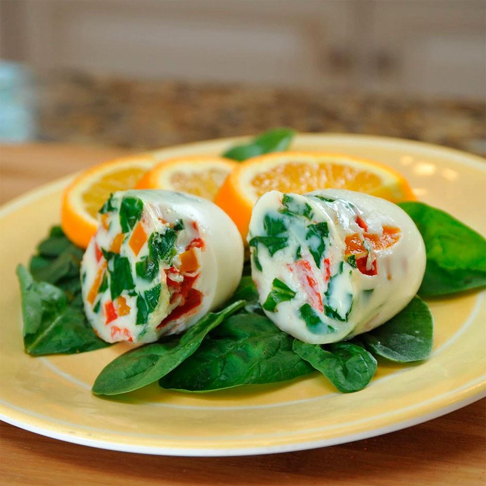 Copo Cozedor de Ovos em Silicone c/ 6 Peças