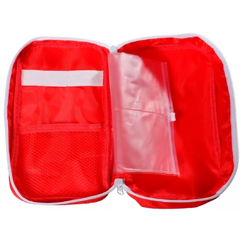 Necessaire Porta Medicamentos ou Kit Primeiros Socorros G