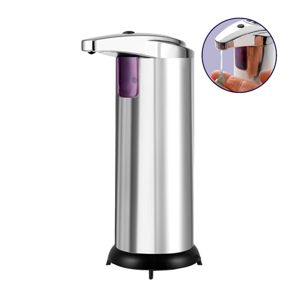 Dispenser Automático p/ Álcool Gel / Sabonetes e Detergentes