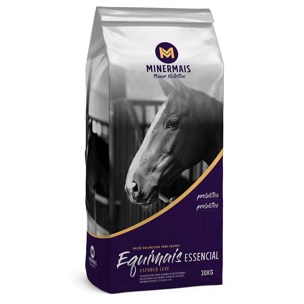 Ração para Cavalos EquiMais Essencial Minermais
