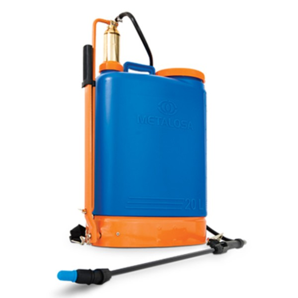 Pulverizador Costal Manual 20L Metalosa