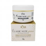 Gel Volia Classic Nude Glitter 24gr