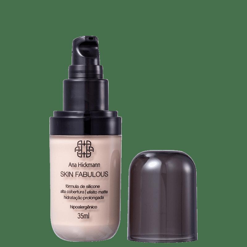 Base Skin Fabulous Ana Hickmann 35ml - Claro 01