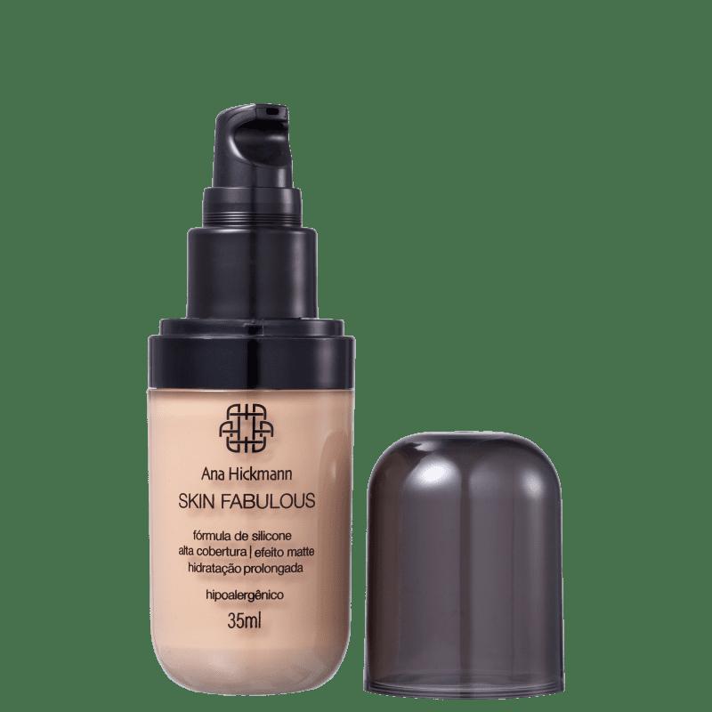 Base Skin Fabulous Ana Hickmann 35ml - Escuro 01