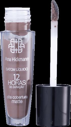 Batom Liquido Ana Hickmann 12h 5ml - Arrasadora