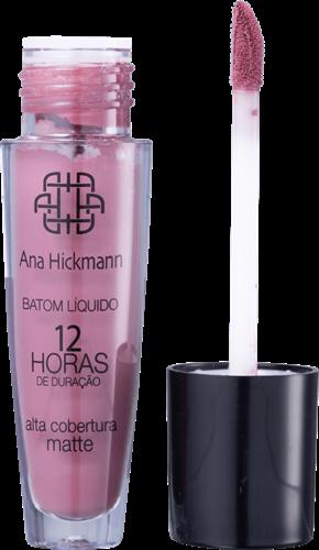 Batom Liquido Ana Hickmann 12h 5ml Dona de Tudo