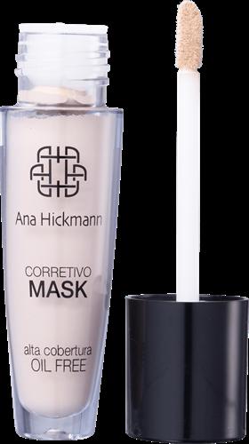 Corretivo Mask Ana Hickmann 5ml - Claro 02