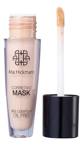 Corretivo Mask Ana Hickmann 5ml - Claro 03