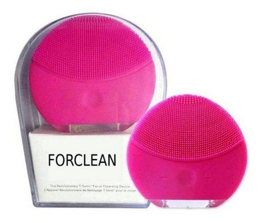 Escova de Limpeza Facial Forclean