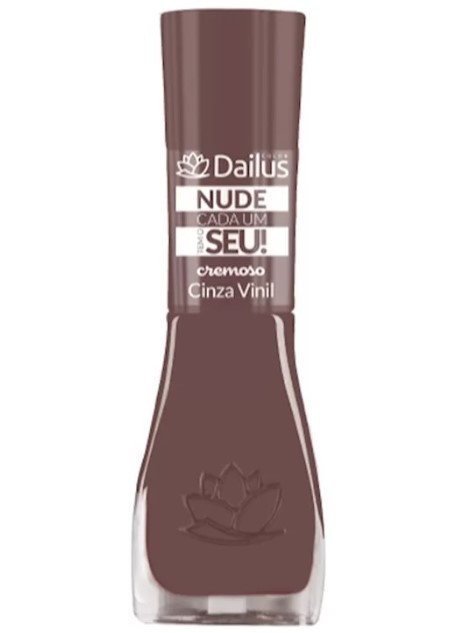 Esmalte Dailus Cinza Vinil-16