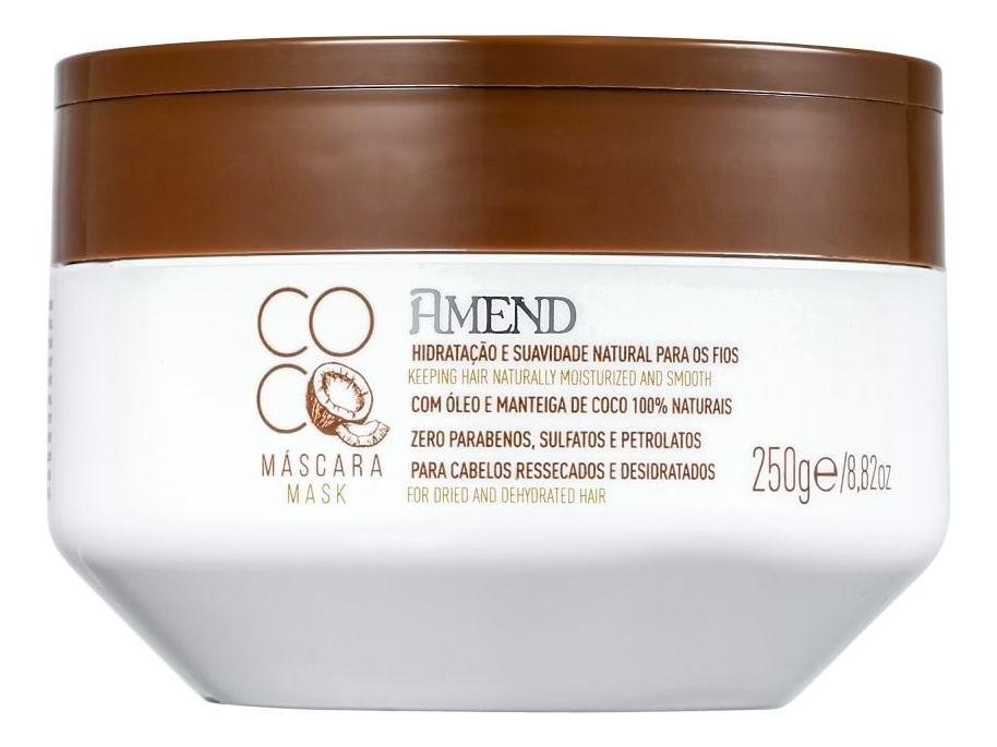Mascara Amend Coco 250g