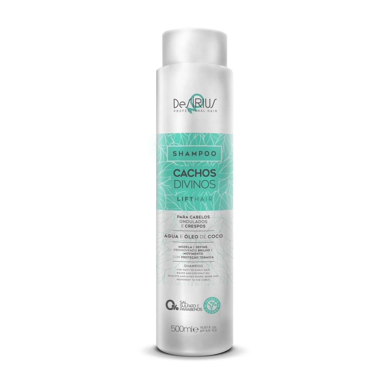 Shampoo Cachos Divinos 500ml