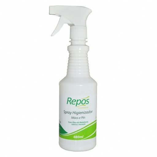 Spray Higienizador Maos e Pes