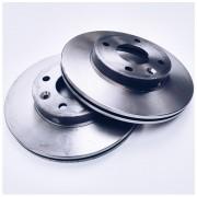 Disco Freio Kit 2 pçs - Onix 1.0/1.4 Ger.1 2013 á 2021 / Cobalt 1.4/1.8 2012 á 2020 94731378