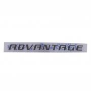 Emblema Advantage - S10 2009 á 2011 GM 94703668