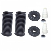 Kit do Amortecedor Dianteiro (2 Coxins + 2 Batentes + 2 Coifas + 2 Rolamentos) Cobalt/Spin/Sonic