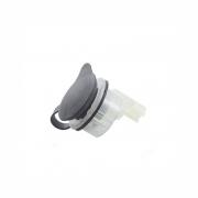 Moldura da Tomada Energia - Onix / Prisma / Cobalt / Celta / Corsa / Classic GM 94700661