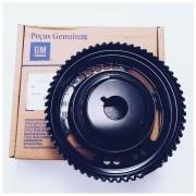 Polia do Virabrequim - Corsa Novo 1.8 8V / Meriva 1.8 8V / Montana 1.8 8V 93330212
